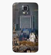 Canary Wharf London Case/Skin for Samsung Galaxy