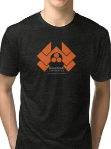 Nakatomi Corporation - Original HD Tri-blend T-Shirt