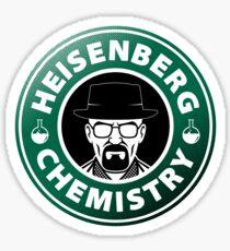 Heisenberg Chemistry Sticker