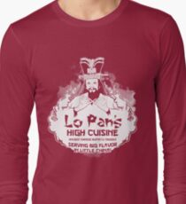 Lo Pan's High Cuisine Long Sleeve T-Shirt