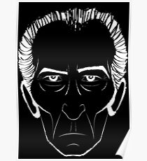 Star Wars Rogue One Grand Moff Tarkin Minimal Poster