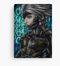 Metal Gear: Raiden Canvas Print