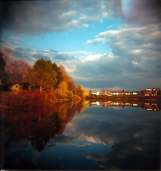Holga by the Lake by Jen Savage