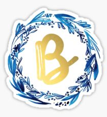 B  Sticker