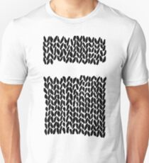 Missing Knit Unisex T-Shirt