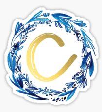 C Sticker