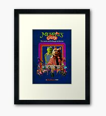 The Muppets Grease 2 Framed Print