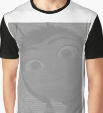 The entire Bee Movie script makes Barry Bee Benson Graphic T-Shirt