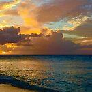 Antigua Sunset by Christine  Wilson
