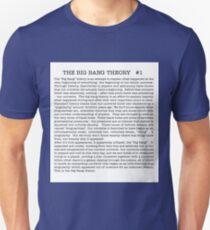 The Big Bang Theory definition Unisex T-Shirt