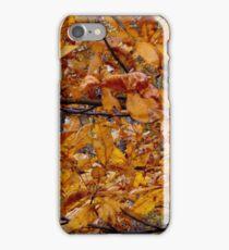 Rustling Leaves      ^ iPhone Case/Skin