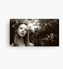 October - Nature & Humanity Canvas Print