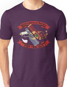 Slay Together, Stay Together - Bayonetta & Jeanne Unisex T-Shirt