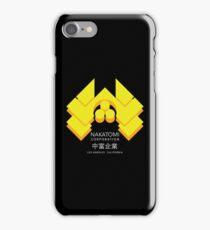 Nakatomi Plaza - Japanese Expand Variant iPhone Case/Skin
