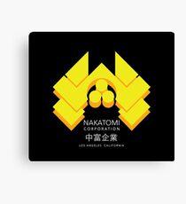 Nakatomi Plaza - Japanese Expand Variant Canvas Print