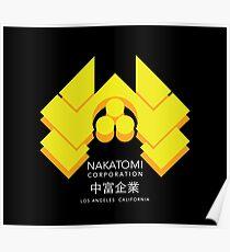 Nakatomi Plaza - Japanese Expand Variant Poster