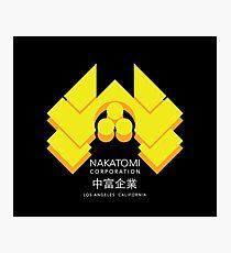 Nakatomi Plaza - Japanese Expand Variant Photographic Print