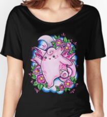 Clefable Women's Relaxed Fit T-Shirt