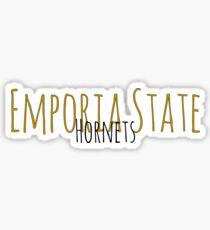 Emporia State Hornets Sticker