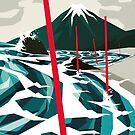 Breaking the Waves II by Yetiland