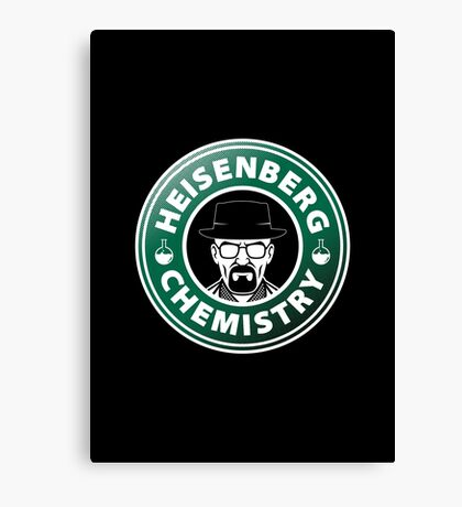 Heisenberg Chemistry Canvas Print