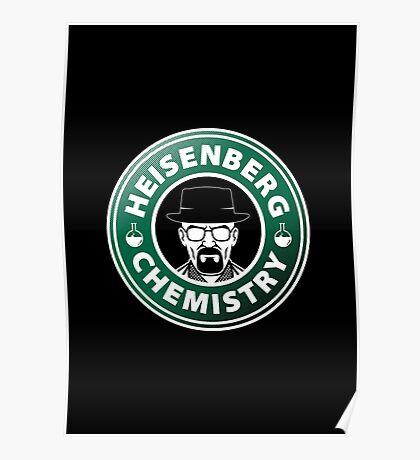 Heisenberg Chemistry Poster