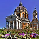 Basilica of Superga by paolo1955