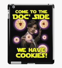 Come to the Doc' Side iPad Case/Skin