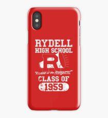 Rydell High Alumni iPhone Case