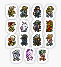FINAL FANTASY VI Sticker