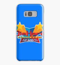 DieHard: Hardcore Series Logo Samsung Galaxy Case/Skin