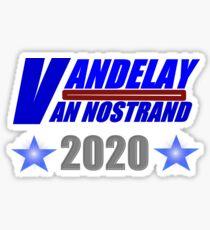 Seinfeld Vandelay Van Nostrand Sticker