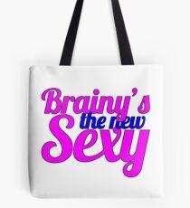 Sherlock, Brainy's the New Sexy Tote Bag