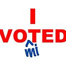 i voted by Val Goretsky