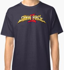 Shining Force 2 (Genesis Title Screen) Classic T-Shirt