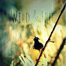 Wild & Free Birdie by tropicalsamuelv