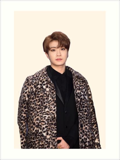 73f7f05cf6b GOT7 Youngjae - Leopard Fur Coat