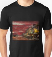 City - Palmerston North NZ - The shopping distirct 1908 T-Shirt