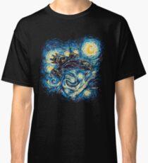 Camiseta clásica Vuelo estrellado
