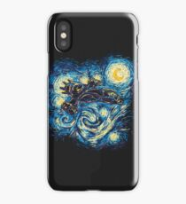 Starry Flight iPhone Case