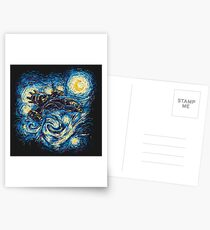 Starry Flight Postcards