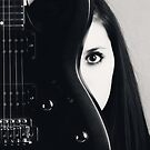 Guitar 440 by fotowagner