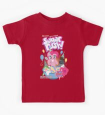 Party Flavored Sugar Rush! Kids Tee