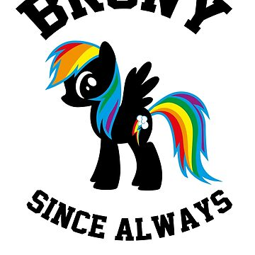 Brony college university - since always by gilbertop