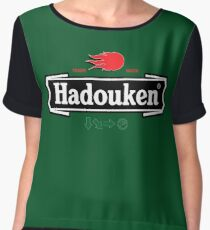 Brewhouse: Hadouken Women's Chiffon Top