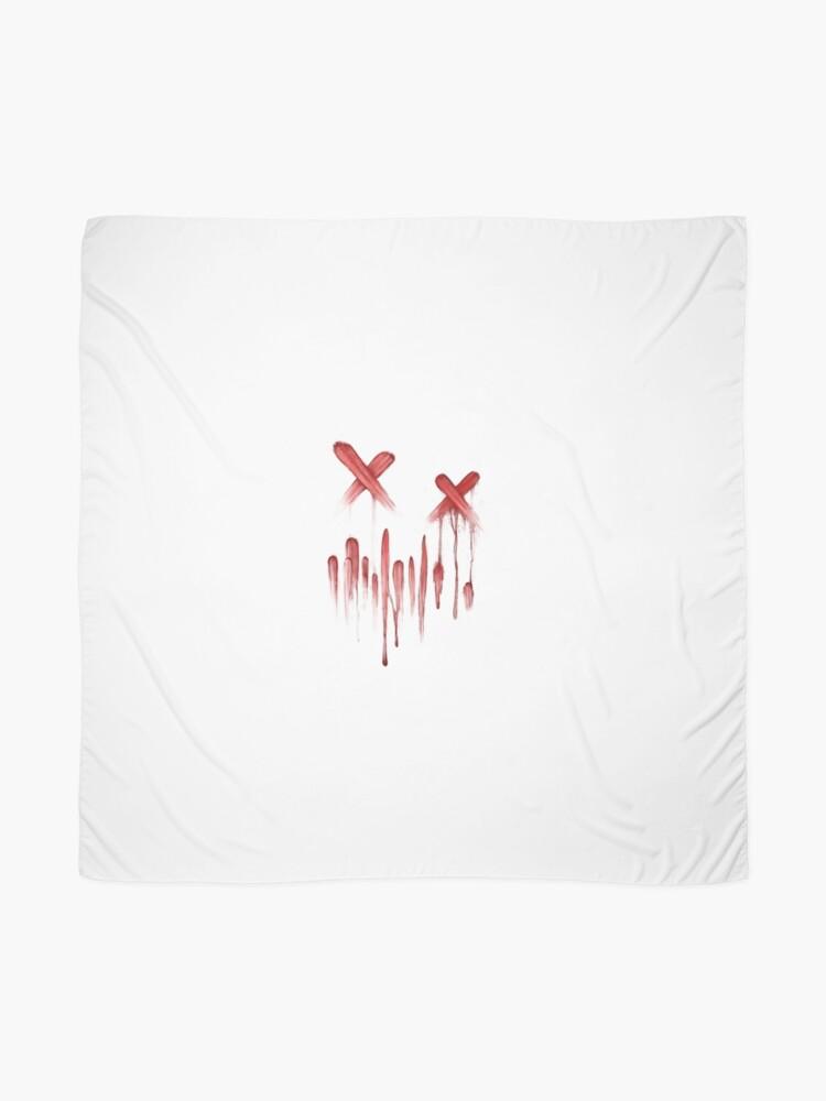 Alternative Ansicht von Grimmiges Logo - Blut Tuch