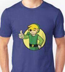 Vault Boy Zelda Unisex T-Shirt