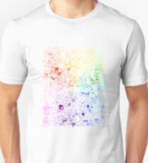 Complete Kanto and Johto Rainbow Unisex T-Shirt