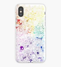 Complete Kanto and Johto Rainbow iPhone Case/Skin