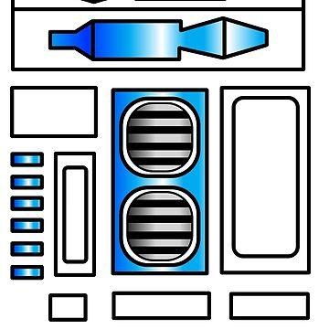 R2-D2 by askal13